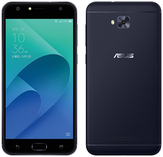 Zenfone 4 Selfie Black