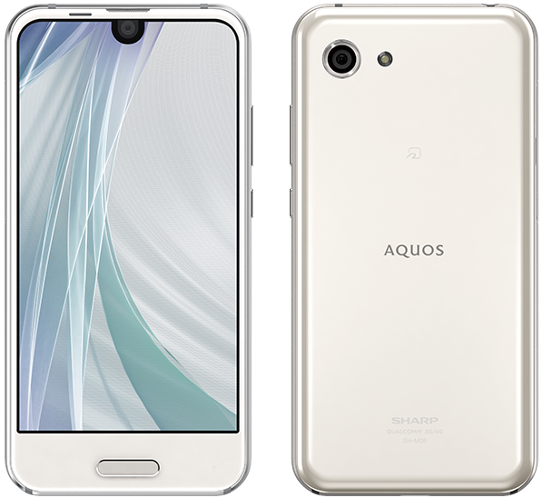 AQUOS R compact White