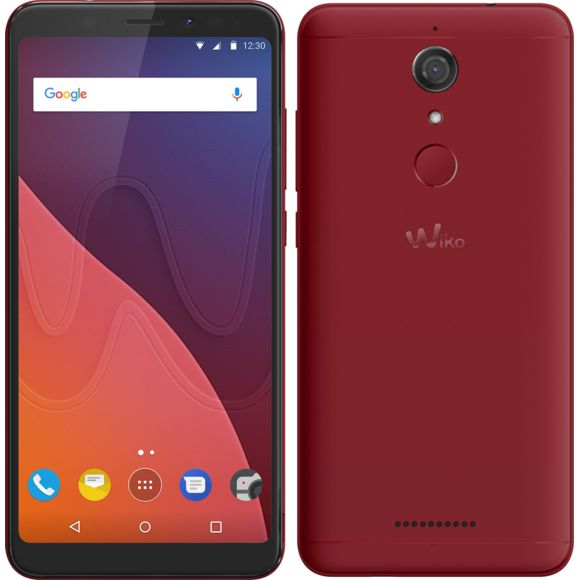 Wiko View Red